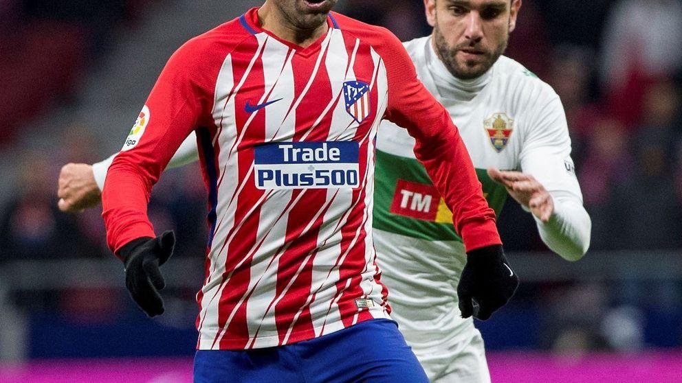 Augusto Fernández deja el Atlético de Madrid y pone rumbo al Beijing Renhe