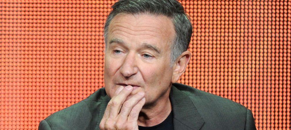 Foto: Robin Williams en una imagen de 2013 (Gtres)