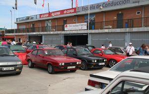 La fiesta del coche antiguo