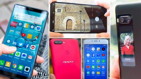 Avalancha de móviles chinos asequibles: guía para diferenciarlos y saber cuál comprar