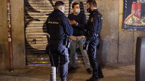 Más de 350 fiestas desalojadas en Madrid y 40 detenidos durante el fin de semana