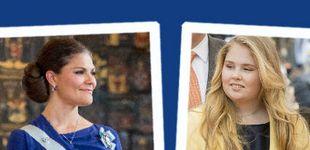 Post de Estilo Real: el gran debut de Amalia de Holanda y el brillo de Victoria de Suecia