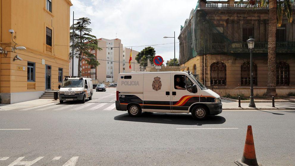 Detienen en Valencia a dos padres por abandonar a sus cuatro hijos menores