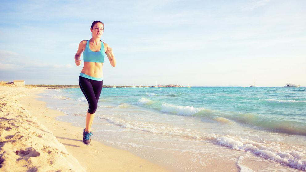 Diez impresionantes ejercicios a practicar para perder peso en la playa