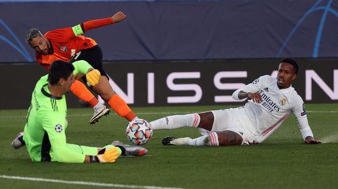 El Real Madrid, bajo en defensas ante el Inter: Militao, positivo por coronavirus
