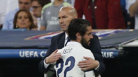 Los 'bombazos' de Florentino son las renovaciones de Isco y Zidane