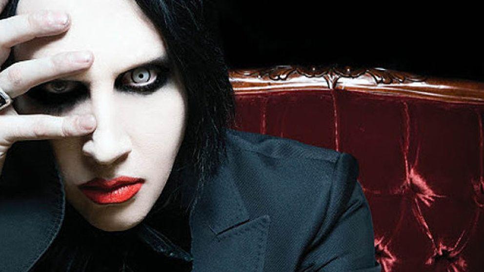 Marilyn Manson, el nuevo (e inesperado) rostro de Saint Laurent