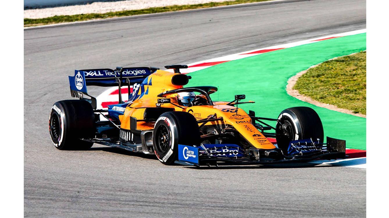 Foto: McLaren MCL34.