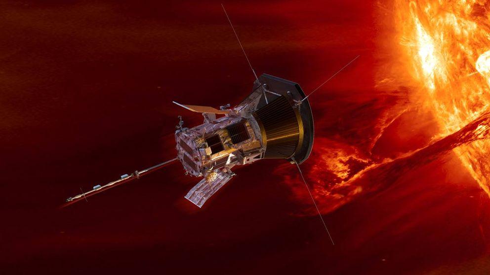 Parker Solar Probe tocará el Sol en apenas unos días