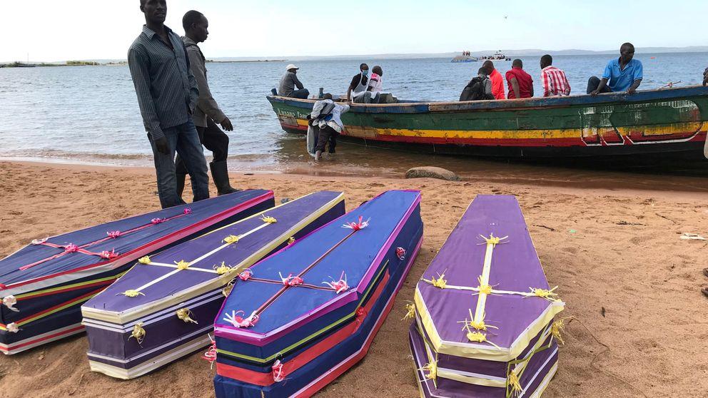 Un accidente de un ferri en Tanzania deja por el momento 209 muertos