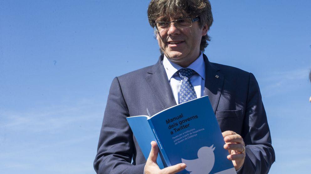 Puigdemont plantea en Madrid su última oferta para pactar referéndum