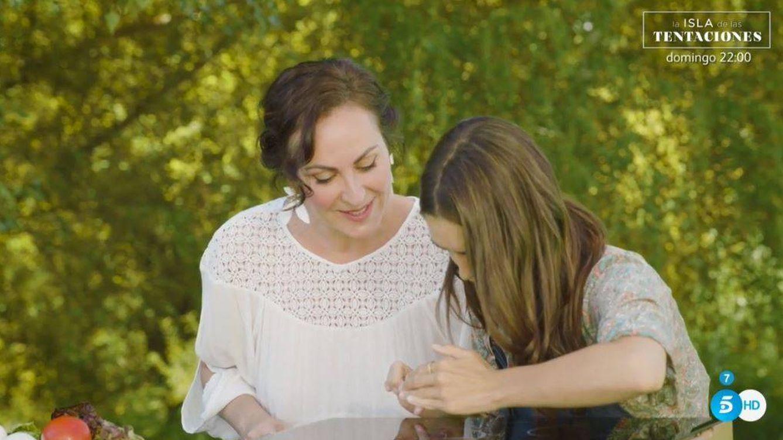 La pulla de Ana Milán y Elena Furiase a 'MasterChef Celebrity' desde 'Mi casa es la tuya': Calla, calla