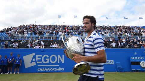 Feliciano llega a su cumbre en Queens y ve Wimbledon con esperanza