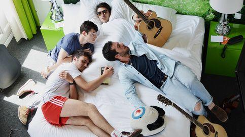 12 bandas locales ponen ritmo a las habitaciones de los hoteles de Sarasola