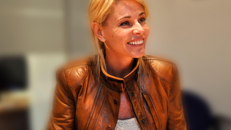 Belén Rueda, retratada por Dani Oceans.