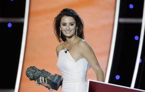 Penélope Cruz irá a los Premios Goya y entregará un premio