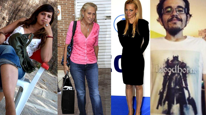 Foto: Boliche, Belén Esteban o Carbonero: los 14 cambios de peso más impactantes de los televisivos