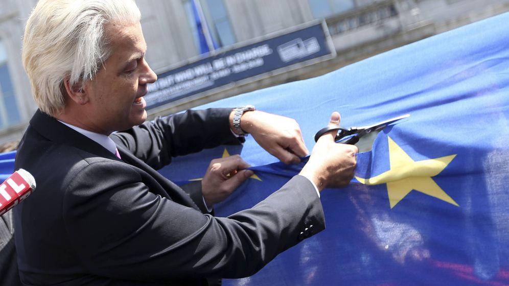 Foto: El líder del ultraderechista Partido de la Libertad (PVV), Geert Wilders. (Reuters)
