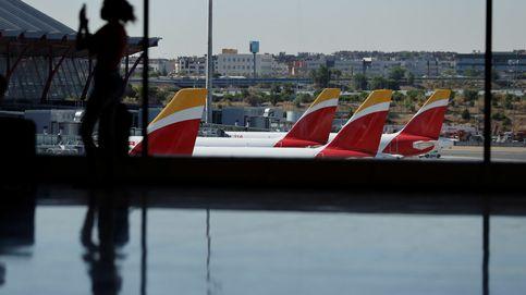 Iberia plantea un ERTE para más de 5.000 empleados por la baja demanda de vuelos