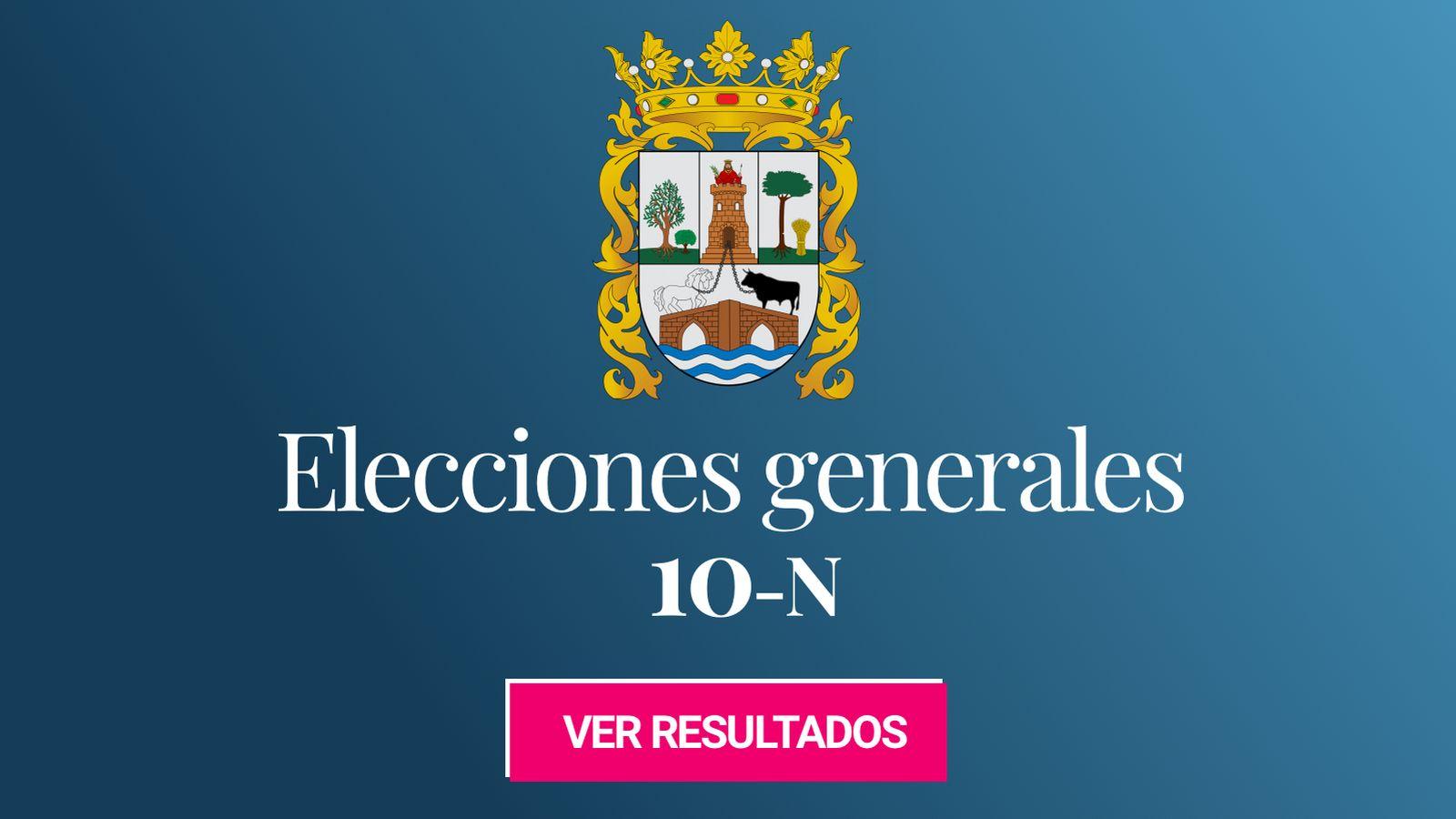 Foto: Elecciones generales 2019 en Utrera. (C.C./EC)