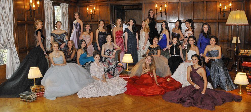 Foto: El baile de los Debutantes
