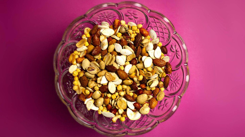 Adelgaza incluyendo los pistachos en tu dieta. (Usman Yousaf para Unsplash)