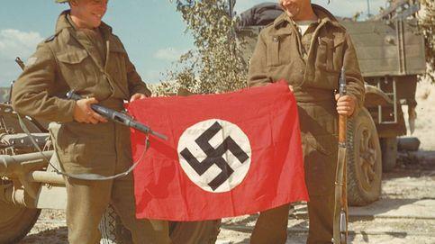 Las fotos inéditas y a color del Desembarco de Normandía