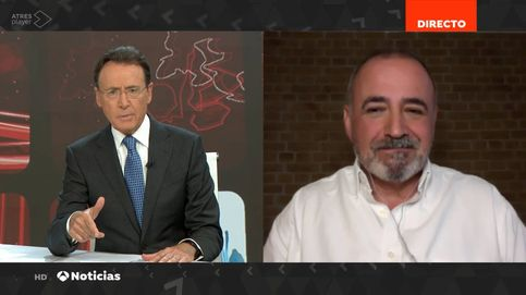Asumimos el rapapolvo: Matías Prats, tras la crítica de un invitado en Antena 3