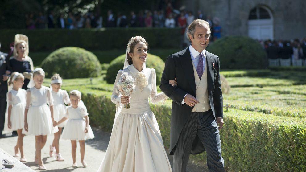 Los 8 detalles que 'vistieron' la boda de Luis Martínez de Irujo y Adriana Marín
