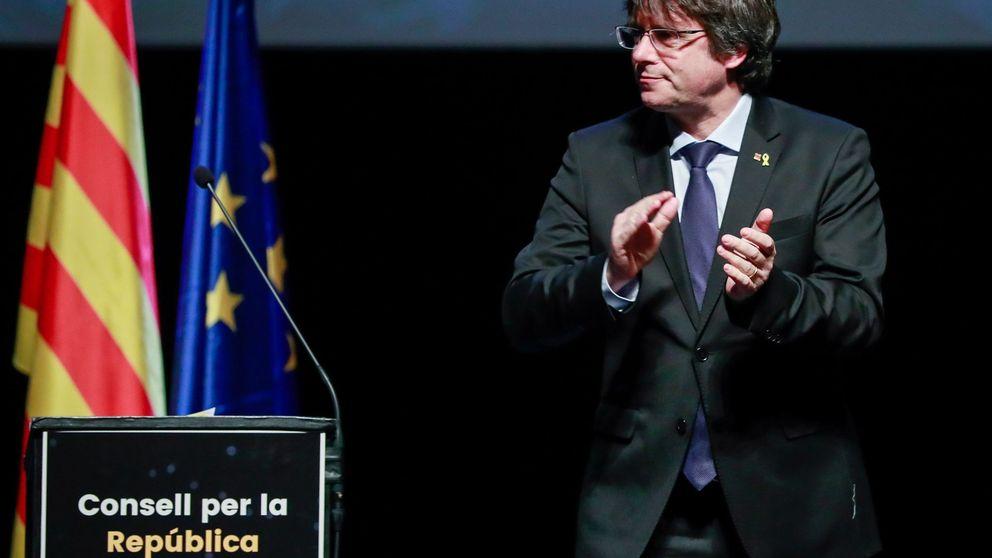 Puigdemont se aprieta el cinturón en CATGlobal y se lleva la sede a Waterloo