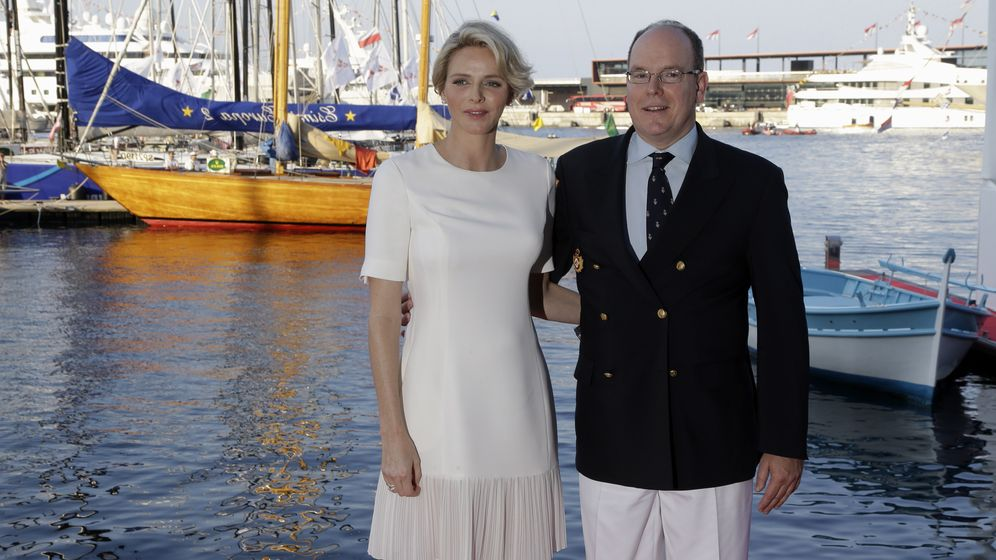 Foto: Alberto y Charlène de Mónaco en una imagen de archivo (Gtres)