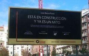 Juan Bravo Plaza, la promoción de lujo que puede arruinar a Tapias