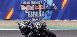 Post de La frustración de Maverick Viñales con la Yamaha, una moto que es