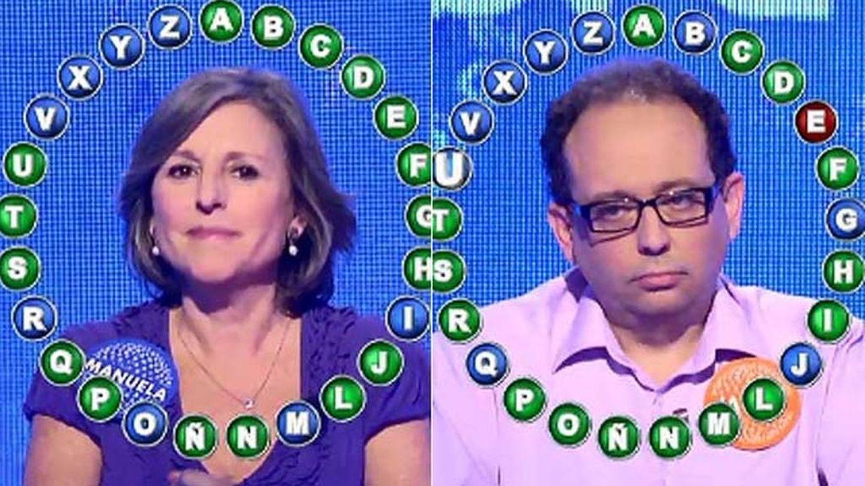 Manuela Pinilla gana y elimina a Javier. (Mediaset)