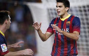 Marc Bartra es sólo una gotera menos en la defensa del Barcelona