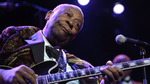 Fotogalería - Muere B.B. King: se apagó el alma de el rey del blues
