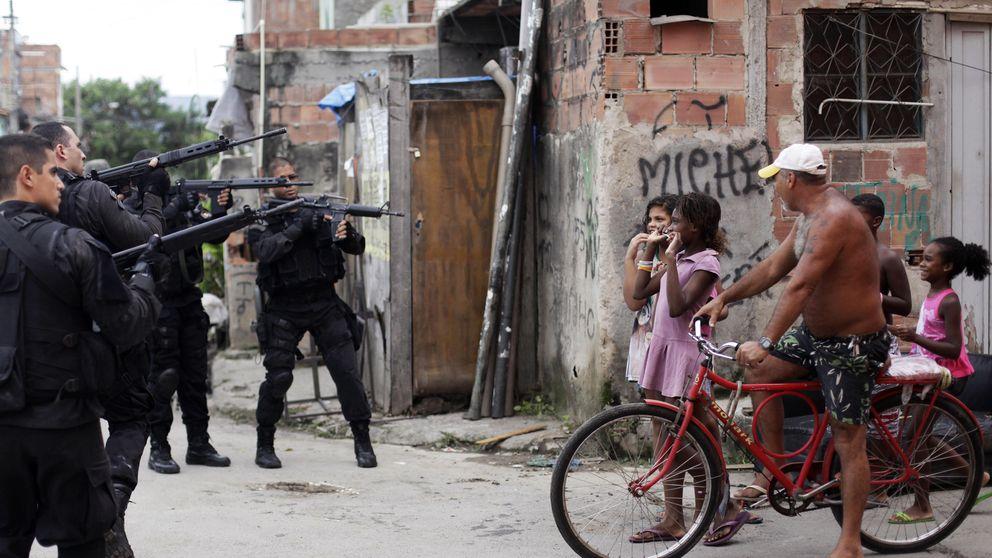 El glamour del monstruo: así aprende a torturar la Policía Militar brasileña