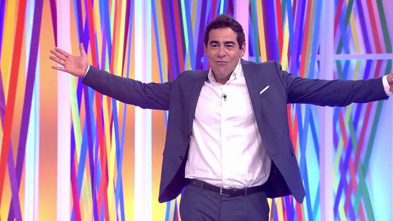 El estreno de Pablo Chiapella en 'El bribón': A mí a jeta no me gana nadie