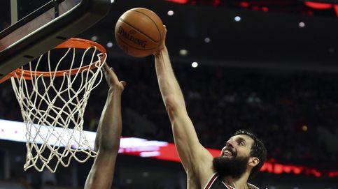 El estado de forma de Mirotic lleva a los Bulls a asegurar los 'play-off'