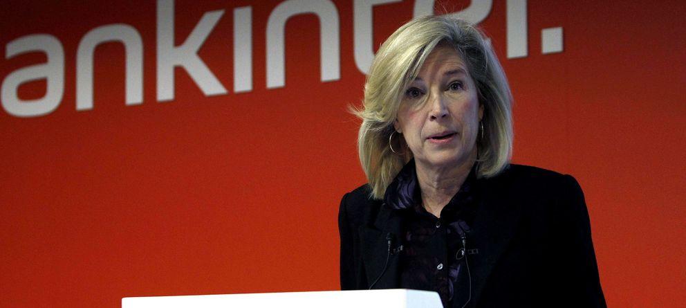 Foto: La consejera delegada de Bankinter, María Dolores Dancausa (Efe)