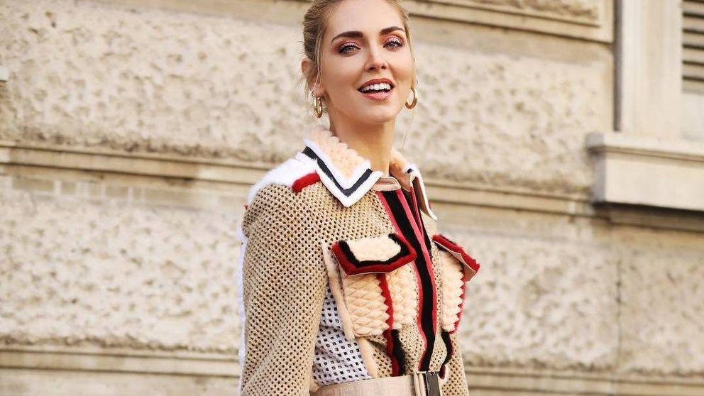Este traje de baño de Chiara Ferragni está igual en C&A
