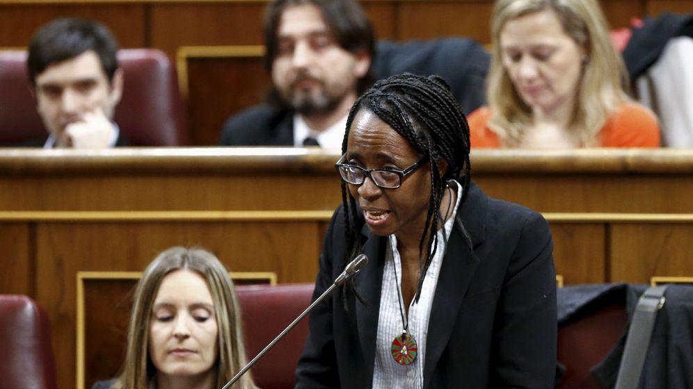 Foto: Rita Bosaho en una imagen de archivo. (Reuters)