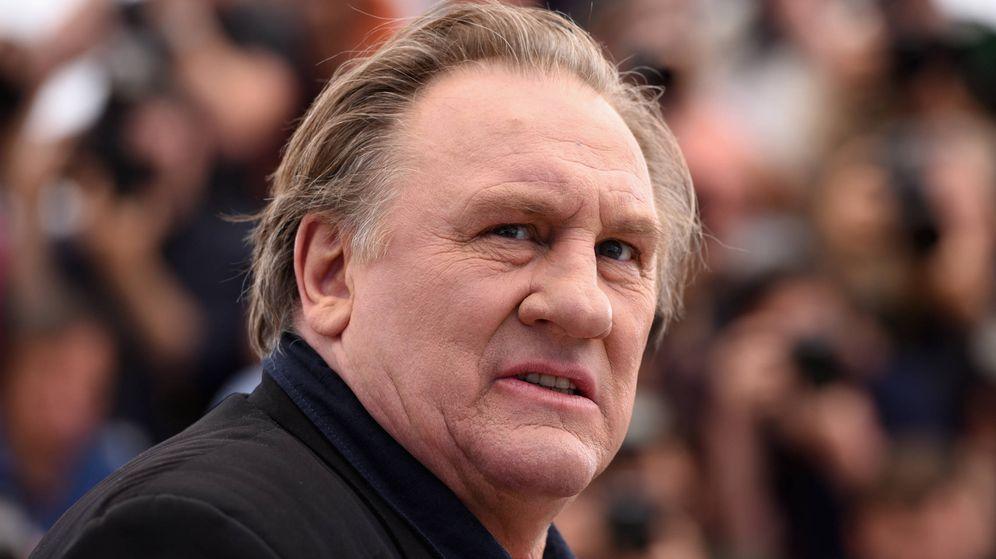 Foto: Gérard Depardieu, en una imagen de archivo. (EFE)