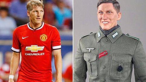 Schweinsteiger demandará a empresa china que vende al muñeco nazi Bastian