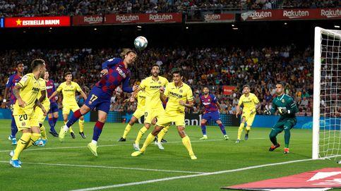 FC Barcelona - Villarreal en direcro: resumen, goles y resultado