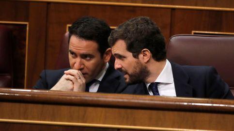 La derecha española, en el fuego y las cenizas