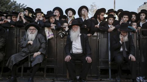 Judíos ultraortodoxos contra el servicio militar