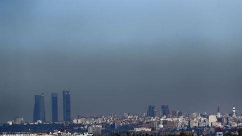 Madrid limita la velocidad en la M-30  este martes por contaminación