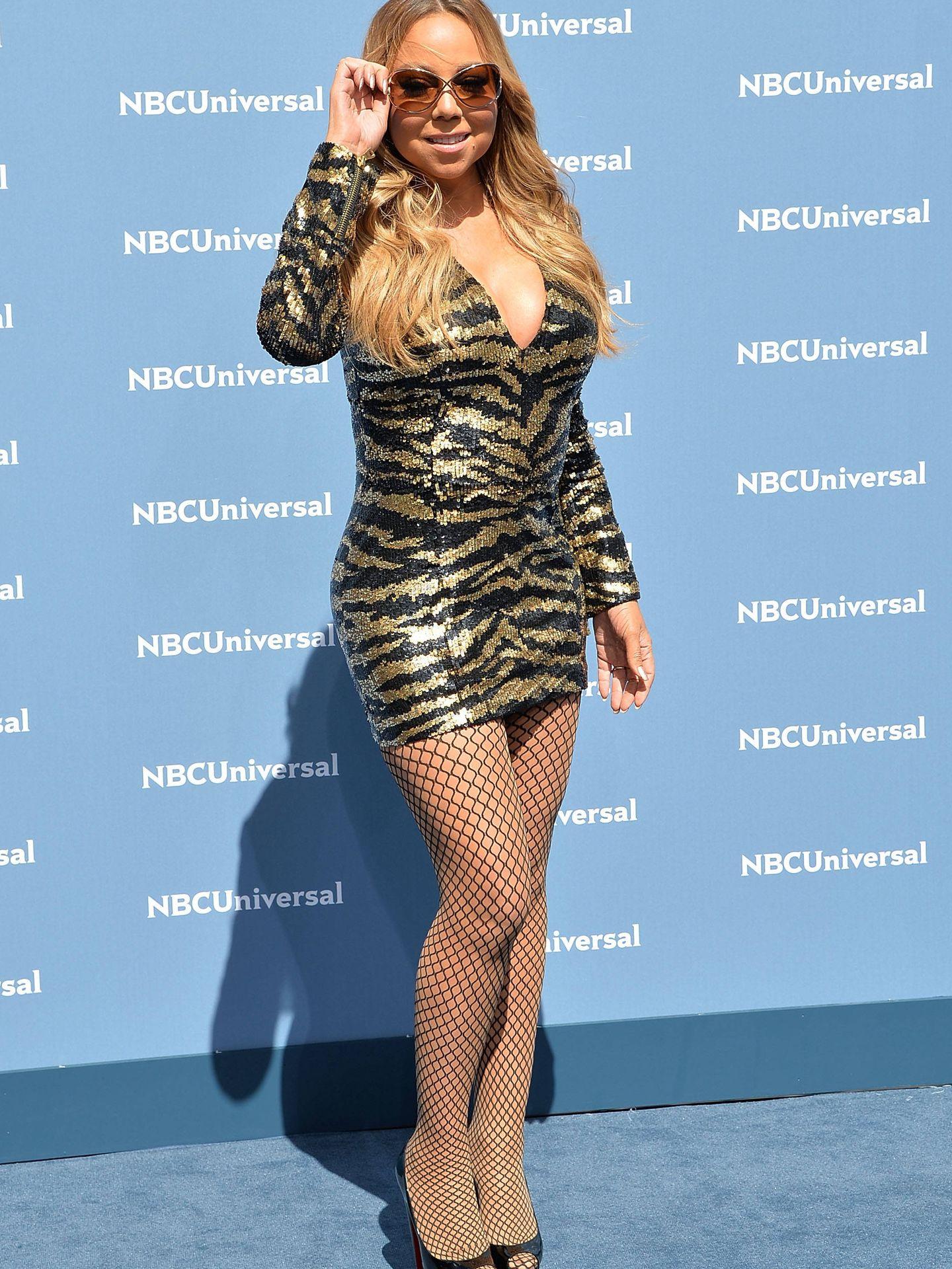 Mariah Carey. (Getty)