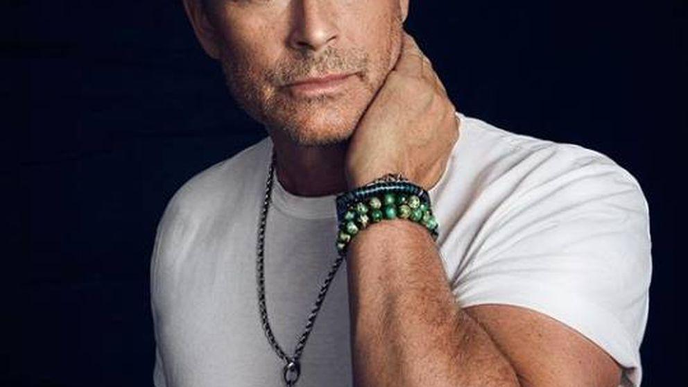 Por qué el actor Rob Lowe apenas ha envejecido en treinta años
